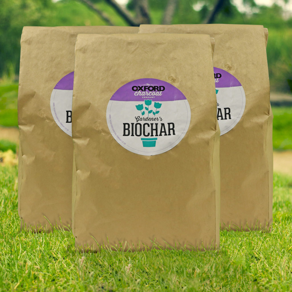 Oxford Biochar 15kg bag
