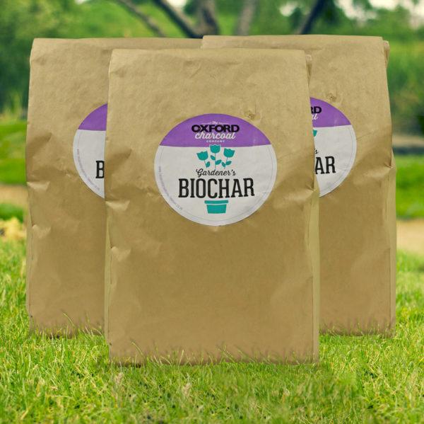Oxford Biochar 15kg bag