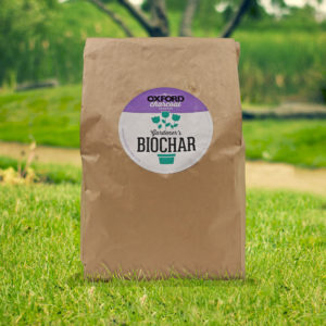 Bag of Biochar