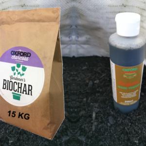 biochar wood vinegar