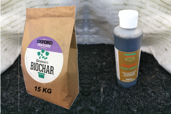 biochar wood vinegar